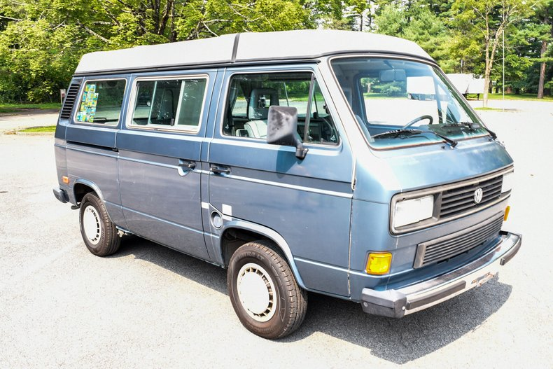 1987 Volkswagen Westfalia Camper