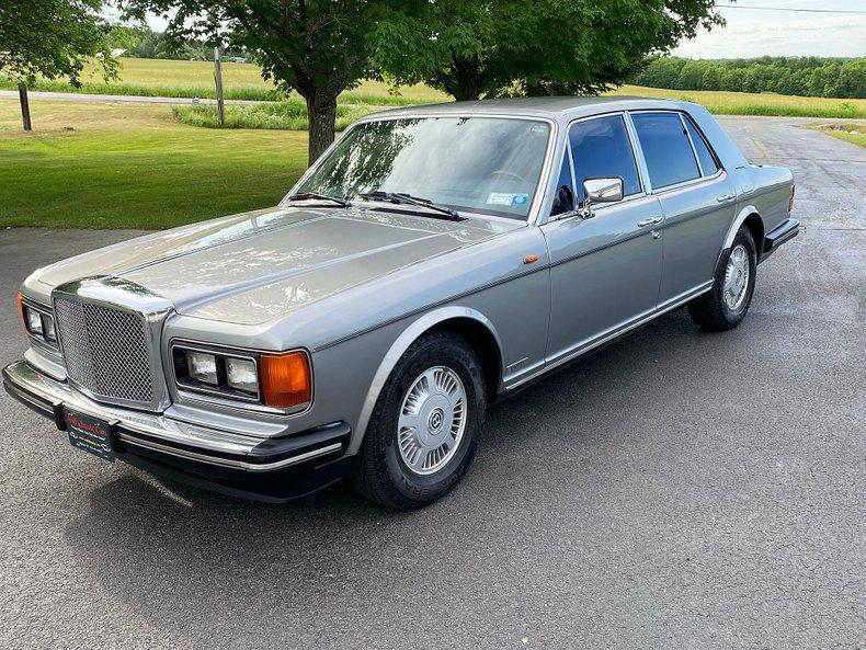 1988 Bentley Mulsanne S