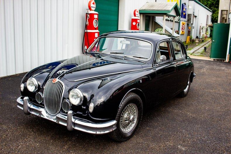 1959 Jaguar Mark I