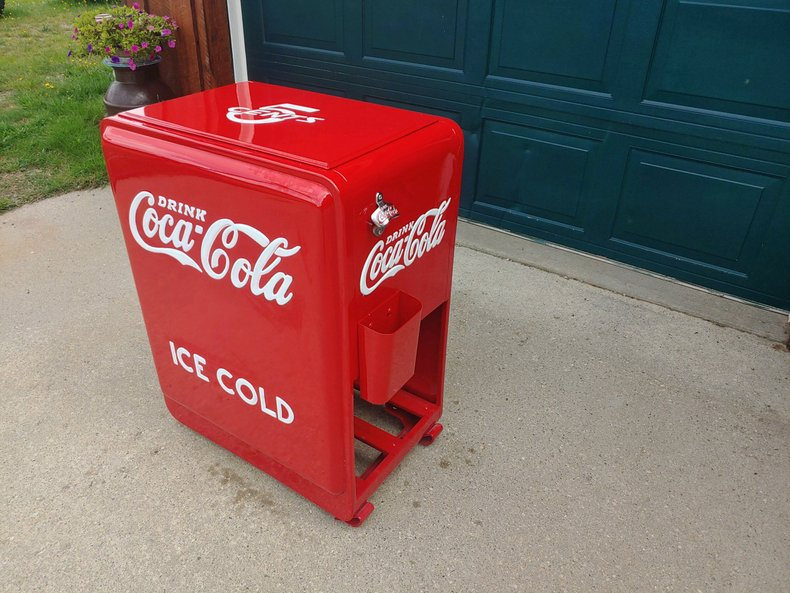 Coca-Cola Jr Ice Chest
