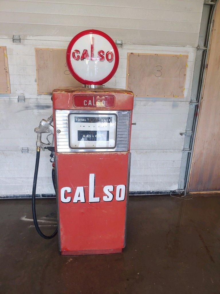 Wayne 505 Series Gas Pump