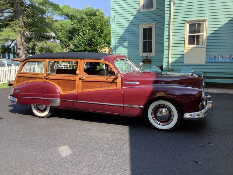 1947 Buick Estate Wagon