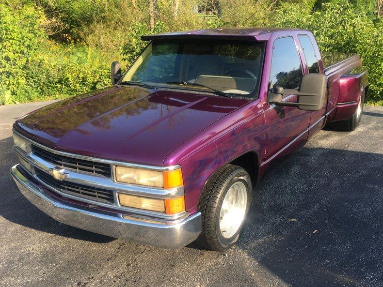 1988 Chevrolet Custom - Dually