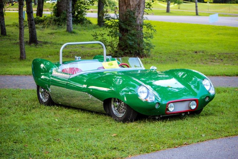 1957 Lotus Mark 11