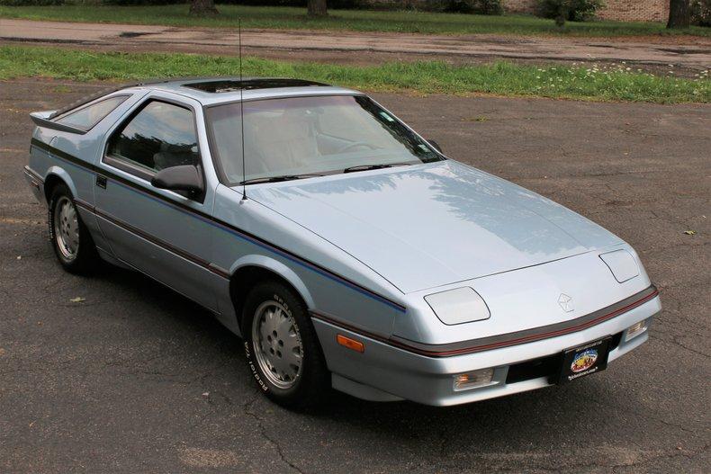 1987 Dodge Daytona