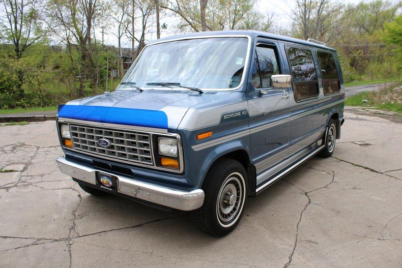1988 Ford Econoline