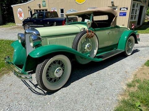 1932 Chrysler CM6