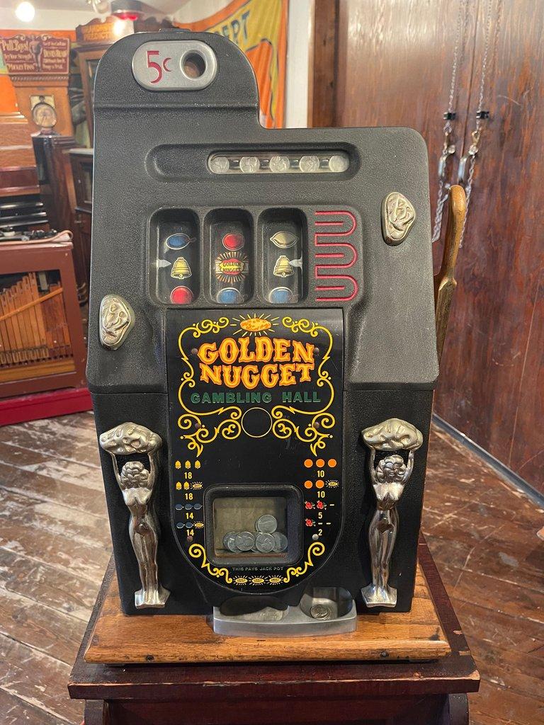 Golden Nugget Gambling Hall