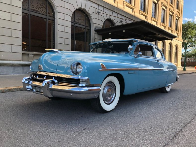 1951 Lincoln Coupe