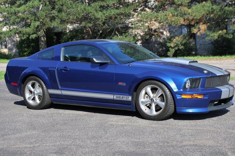 2008 Ford Shelby GT-350