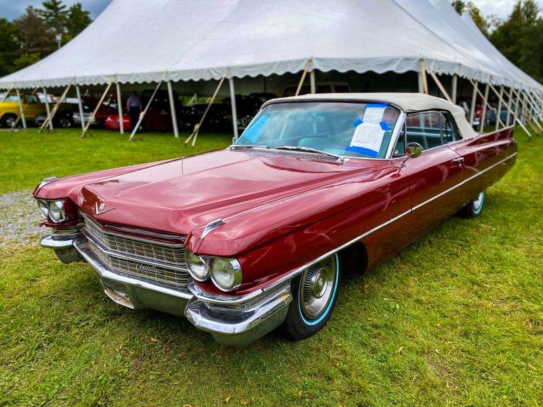 1963 Cadillac 6200 Series
