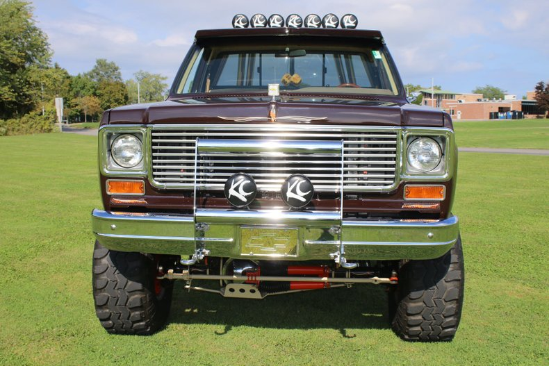1977 Chevrolet K-10