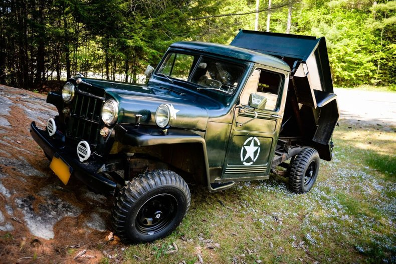 1960 Willys Overland