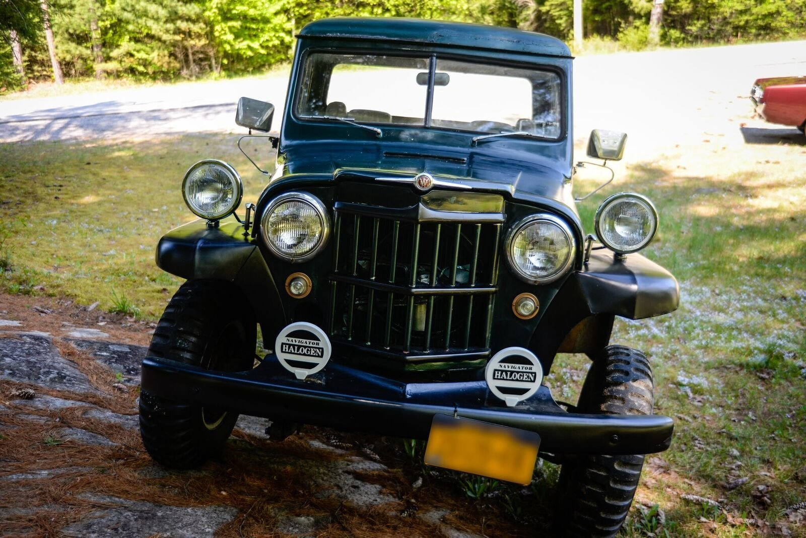 1960 Willys Overland Saratoga Auto Auction Jeep For Sale Used