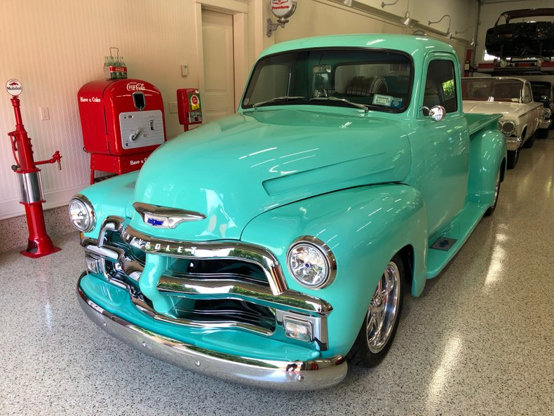 1954 Chevrolet 1-1/2 Ton Pickup