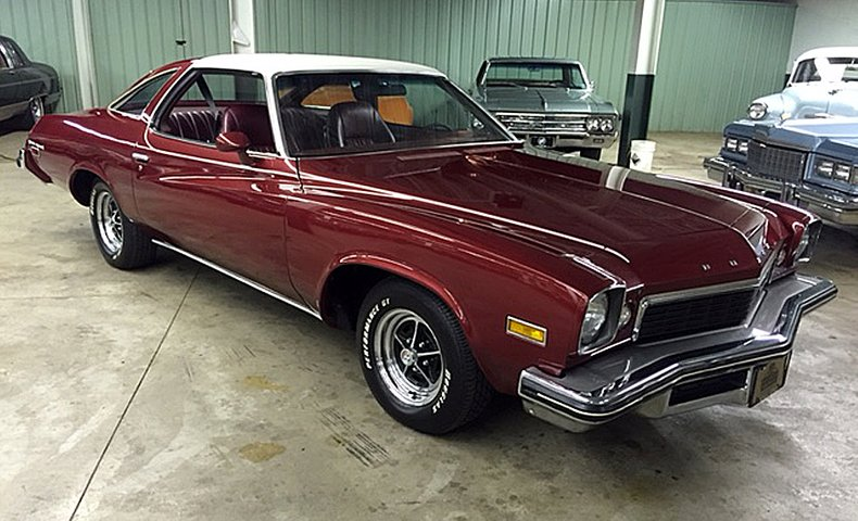 1974 Buick GS 350 Colonnade