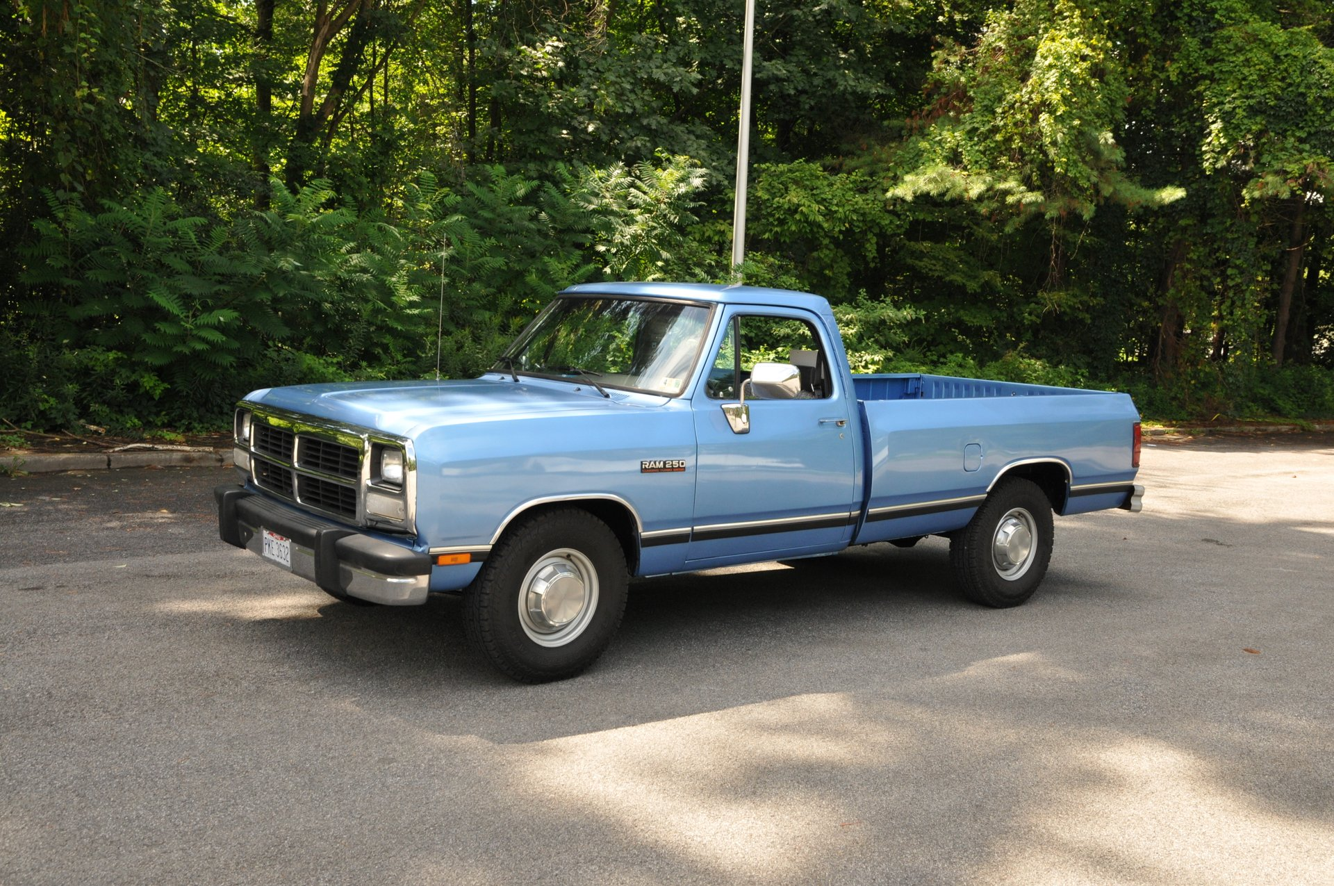 1991 Dodge Ram 2500 Saratoga Auto Auction