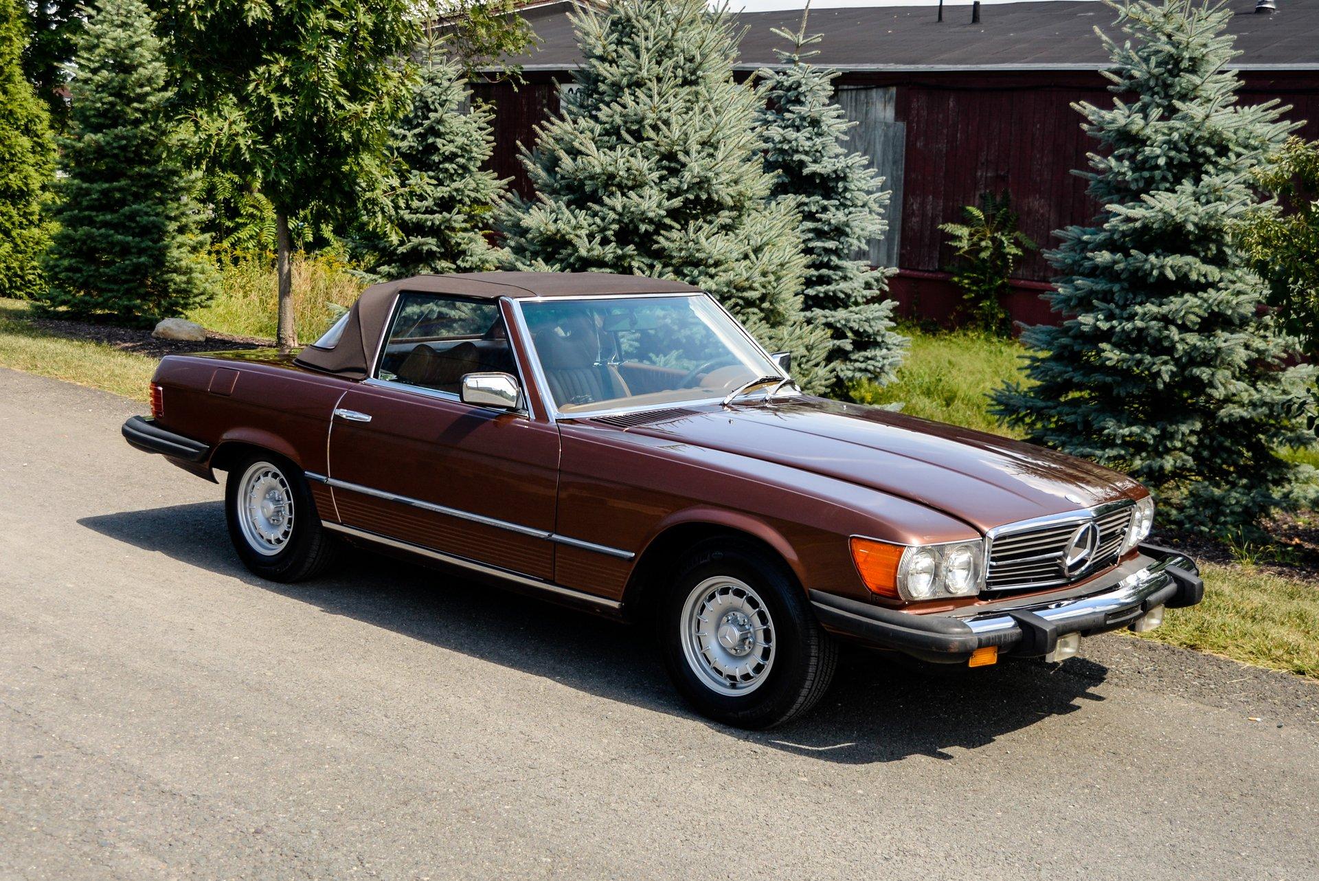 1978 Mercedes-Benz 450SL | Saratoga Auto Auction