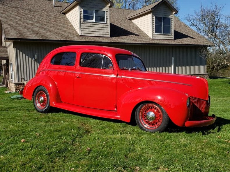 1940 Ford Tudor For Sale