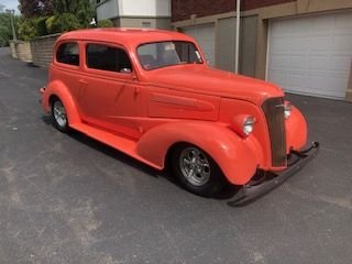 1937 Chevrolet Sedan For Sale
