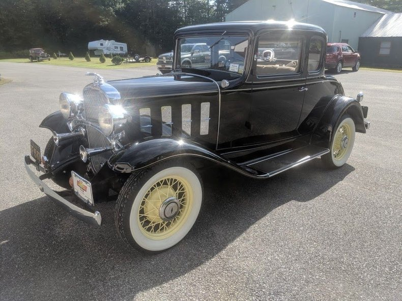 1932 Chevrolet Deluxe For Sale