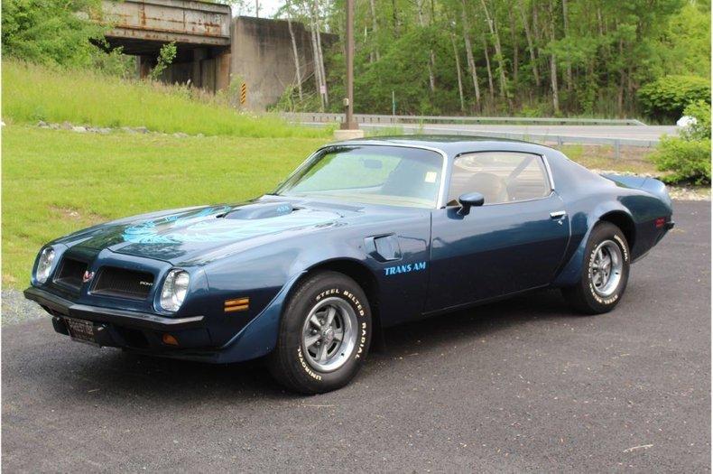 1974 Pontiac Trans-Am
