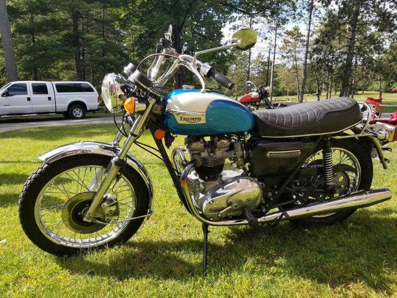 1978 Triumph Bonneville