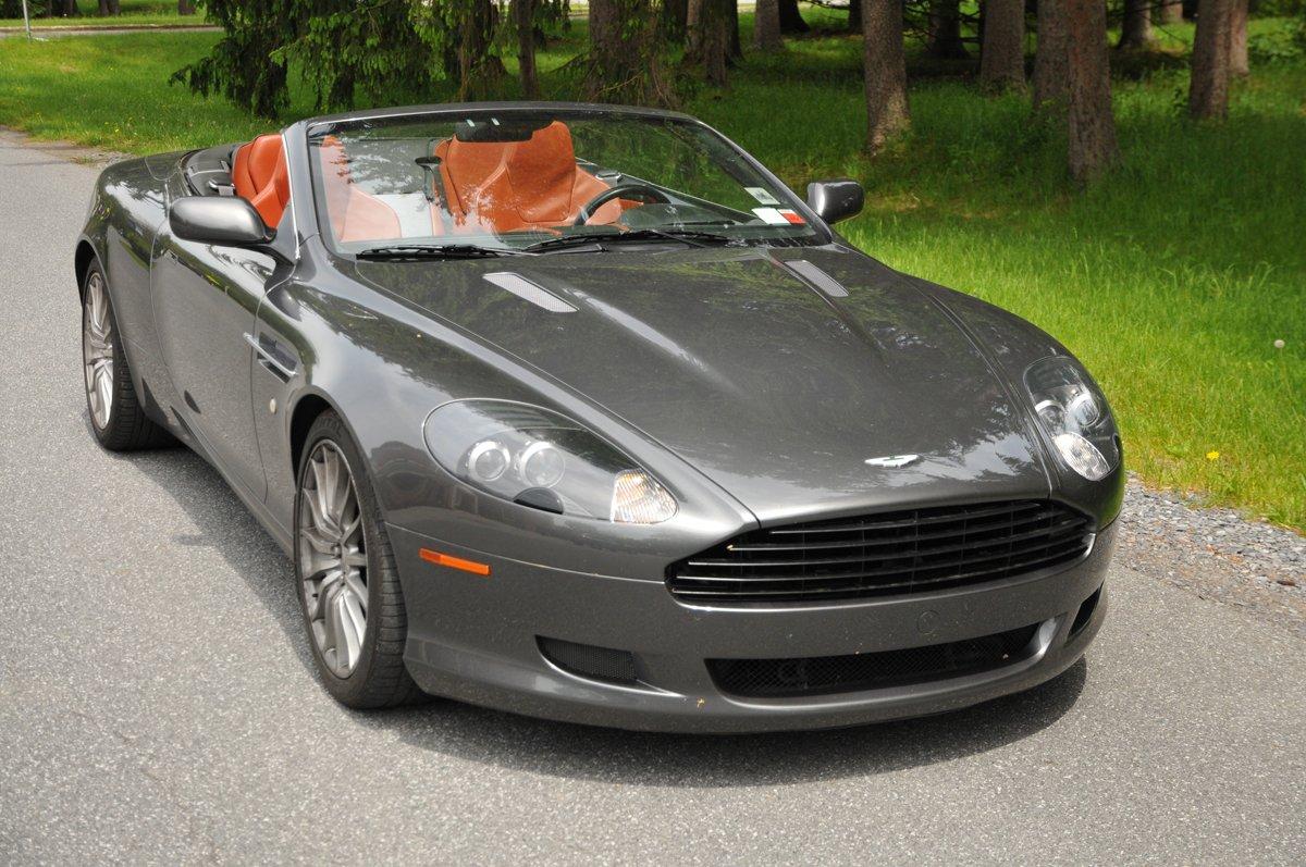 2006 Aston Martin Db9 Saratoga Auto Auction