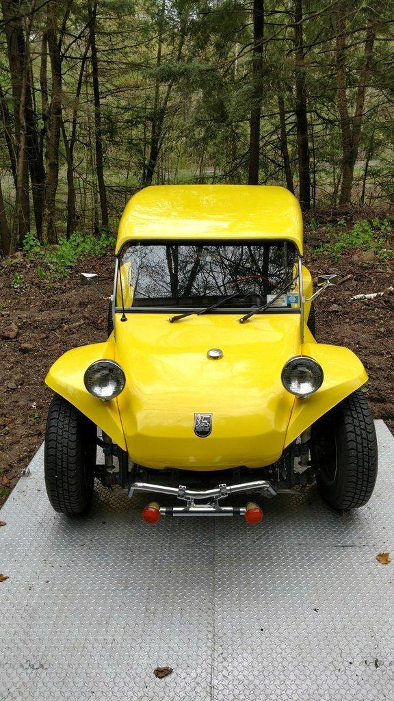 1972 Volkswagen Dune Buggy