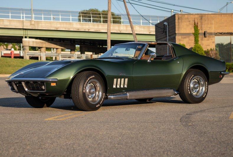 1969 Chevrolet Corvette Stingray for sale #169839   Motorious