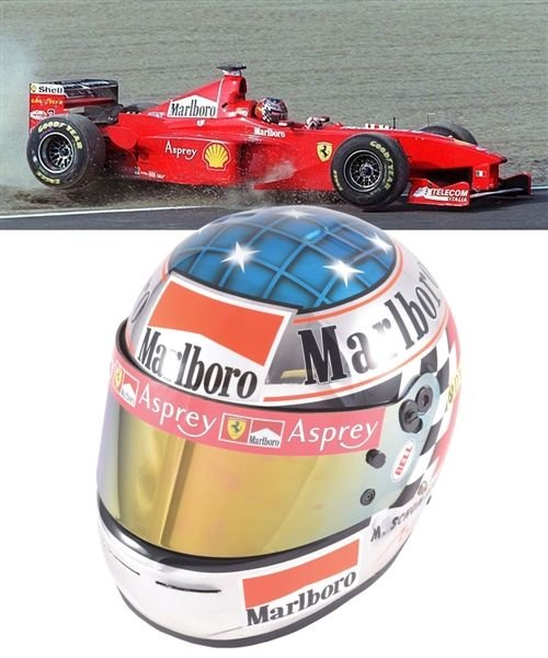 Racing Helmet M.Schumacher