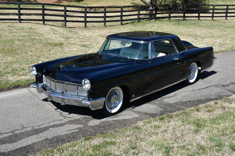 1957 Continental
