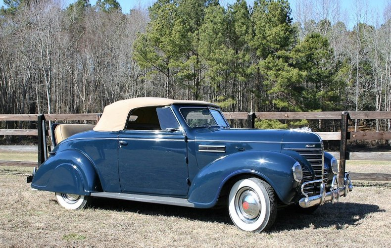 1939 Plymouth Custom