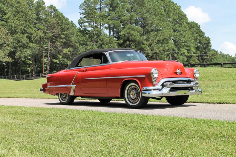 1953 Oldsmobile 88 Rocket