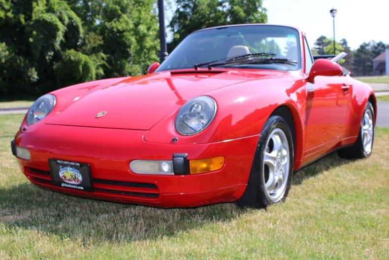 1995 Porsche 911 For Sale