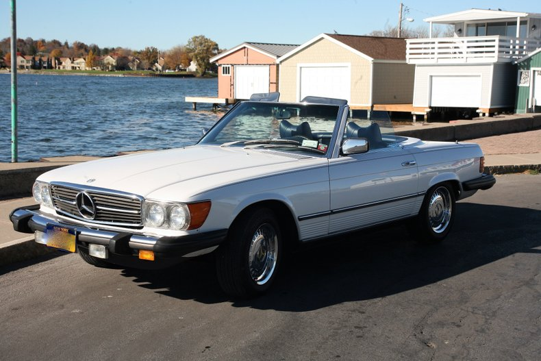1978 Mercedes-Benz 450SL For Sale