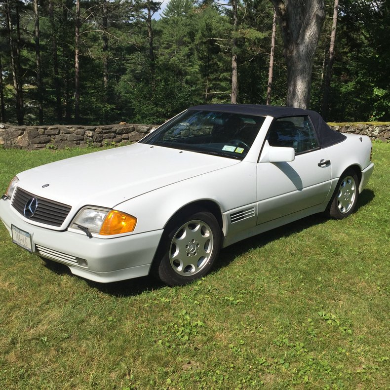 1992 Mercedes-Benz SL500