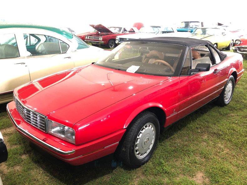 1988 Cadillac Allante