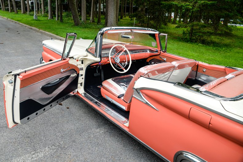 1959 Ford Fairlane Skyliner Retractable for sale #172463