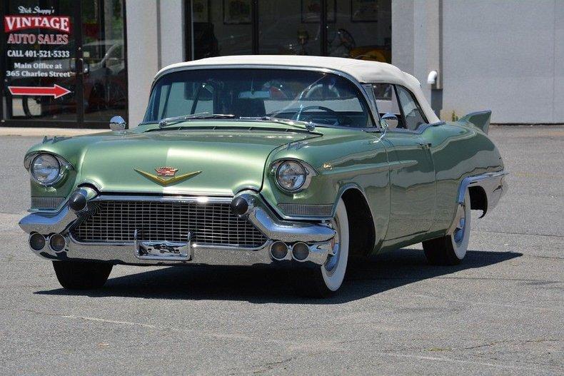 1957 Cadillac Eldorado Biarritz