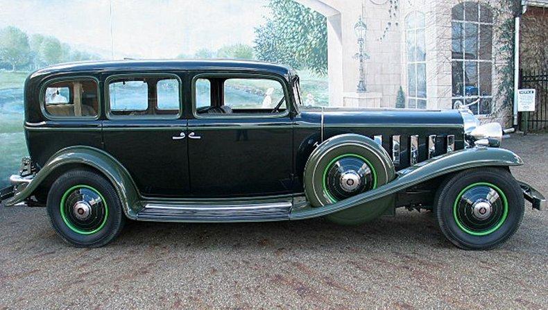 1932 Cadillac Fleetwood