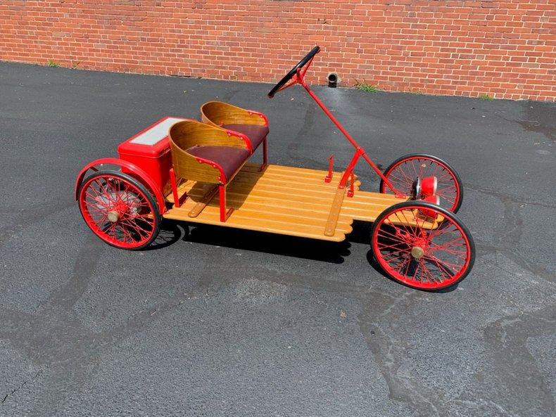 1924 Red Bug Little Buckboard Woodie
