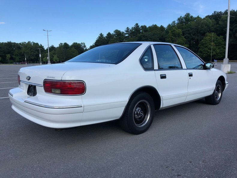 1995 Chevrolet Caprice for sale #175097 | Motorious