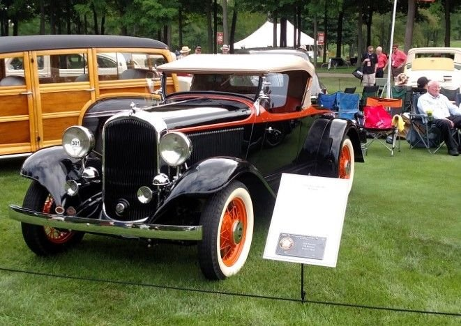 1932 Plymouth PB Roadster