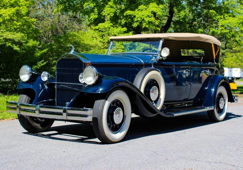 1931 Pierce-Arrow Model 42 Phaeton