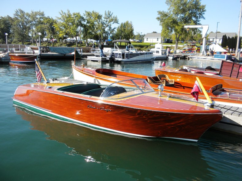 1954 Chris Craft 21' Capri