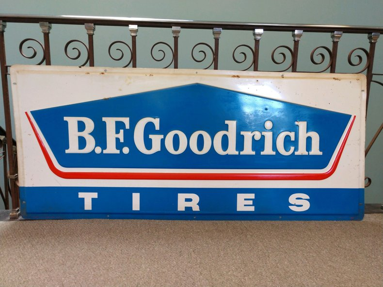 BF Goodrich Tires - SIGN