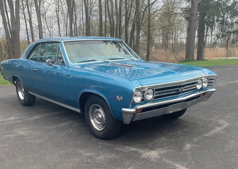 1967 Chevrolet Chevelle S.S.