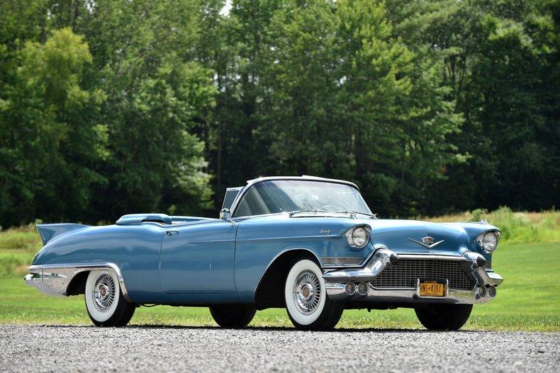 1957 Cadillac Eldorado Barritz