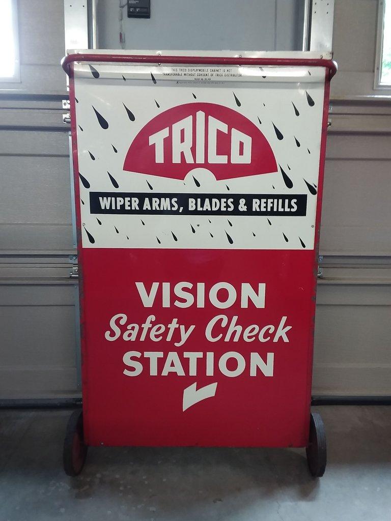 Trico Wiper Blade Cabinet